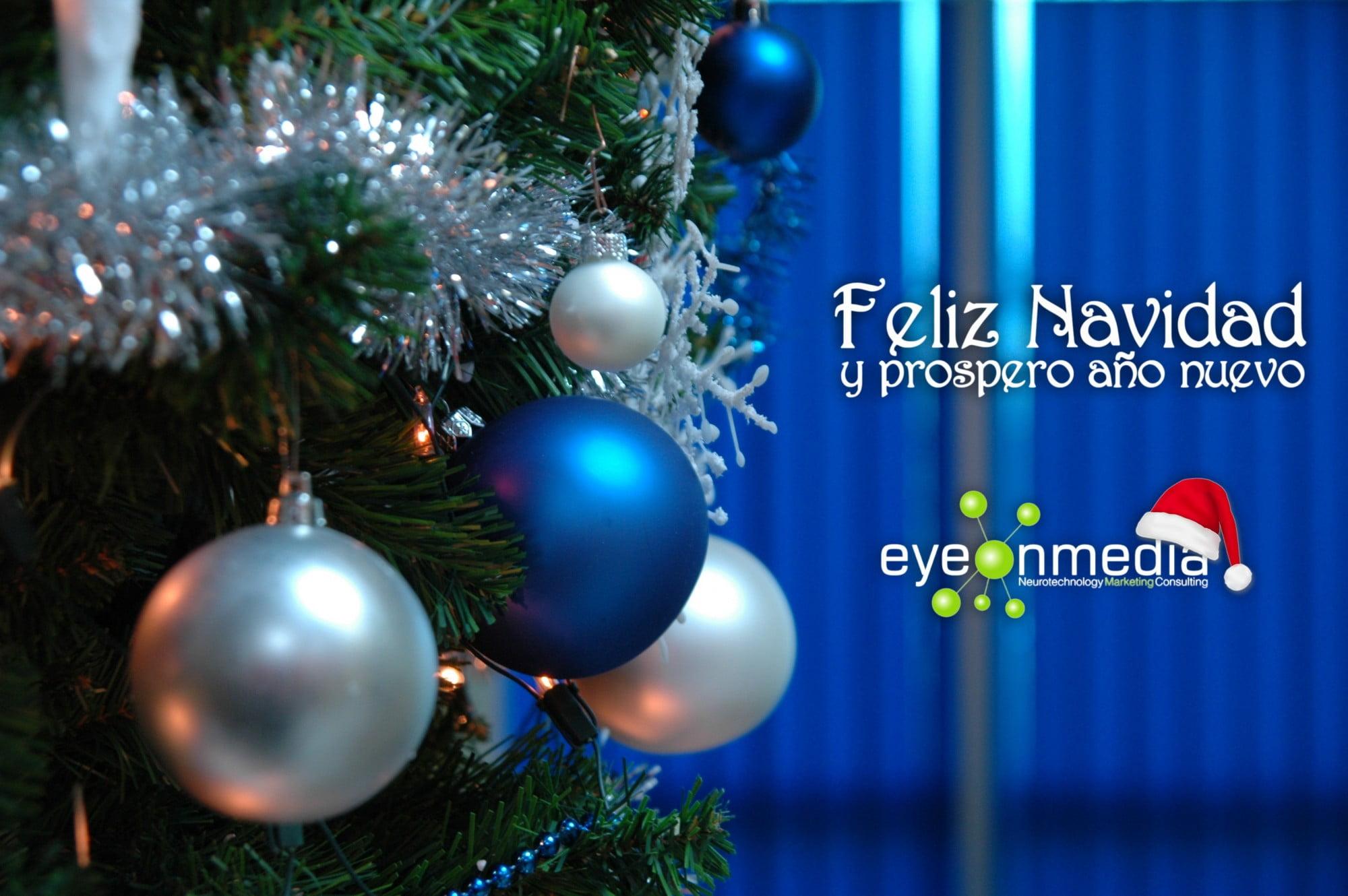 Feliz Navidad - Eye On Media