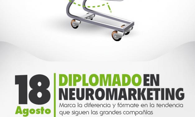 Diplomado en Neuromarketing – Eye On Media – 18 agosto – Santiago de Chile