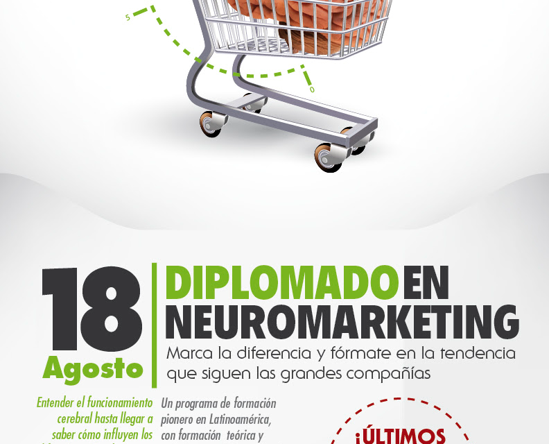 Diplomado en Neuromarketing – Eye On Media – 18 agosto – Santiago de Chile