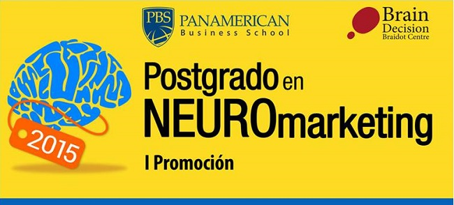 Postgrado en Neuromarketing – Módulo semipresencial – 2015