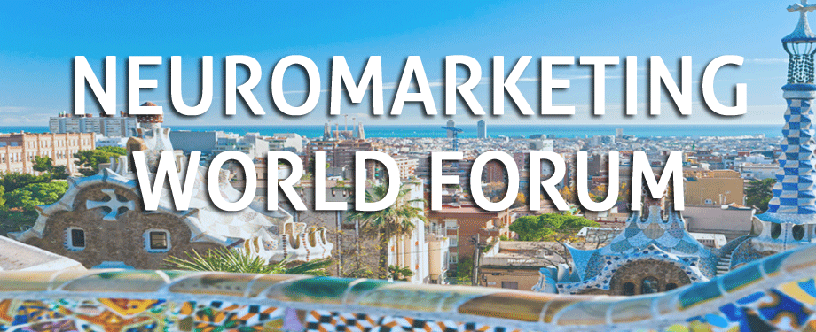 Asiste al Neuromarketing World Forum del 25 al 27 de Marzo 2015 – Barcelona
