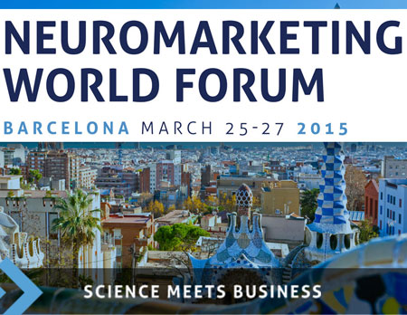 6 razones por las que no puedes perderte el Neuromarketing World Forum 2015
