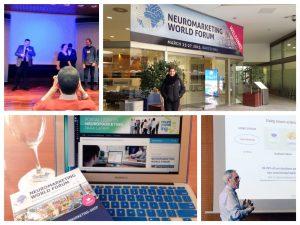 Primer día Neuromarketing World Forum 2015