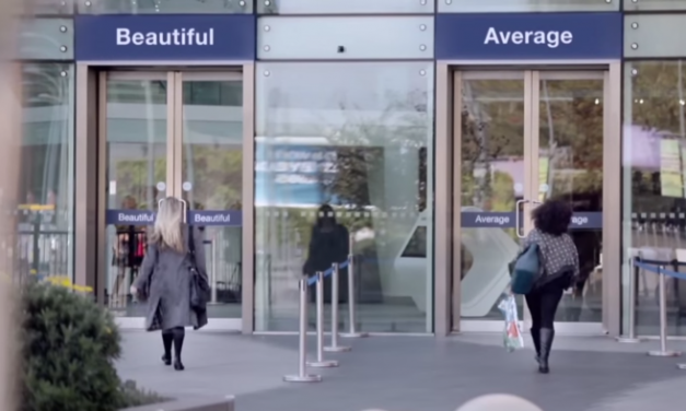 #ChooseBeautiful Experimento de Dove. #Neuromarketing
