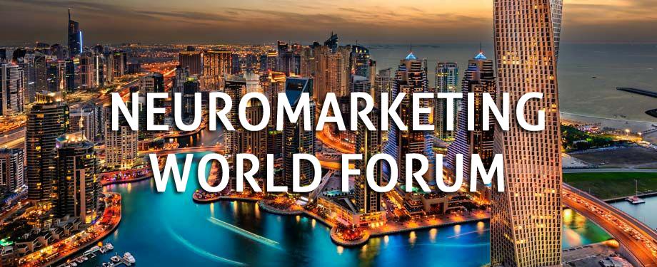 5 razones para asistir al Neuromarketing World Forum 2016 en Dubai