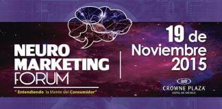 Neuromarketing Forum 2015 Ciudad de México Noviembre