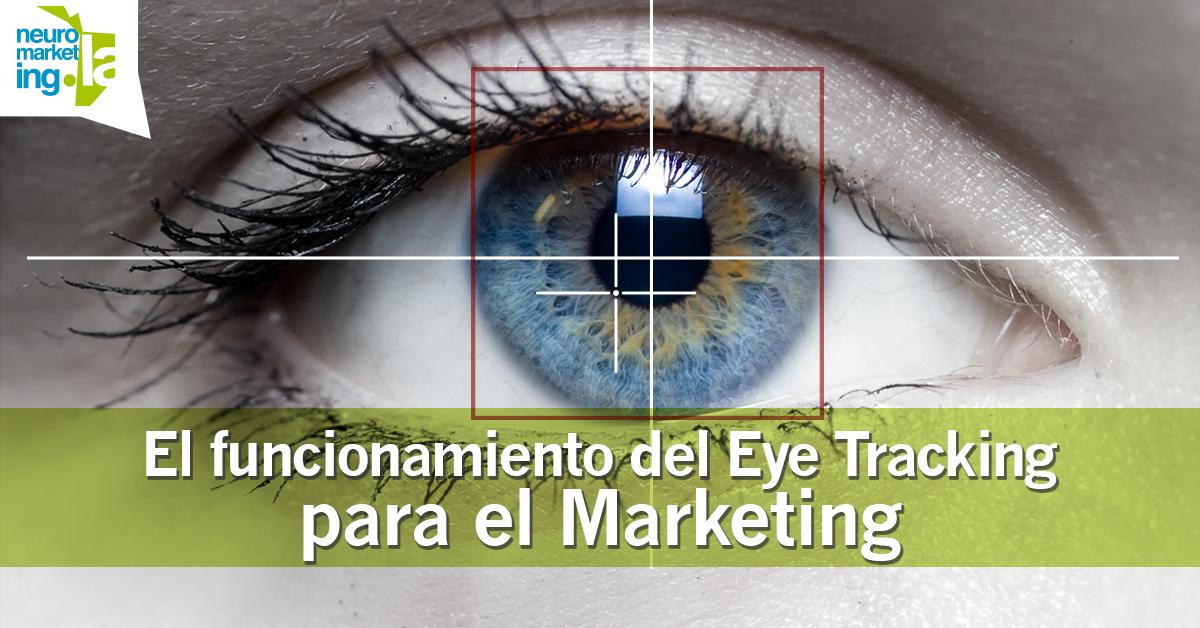 El funcionamiento del Eye Tracking para el Marketing