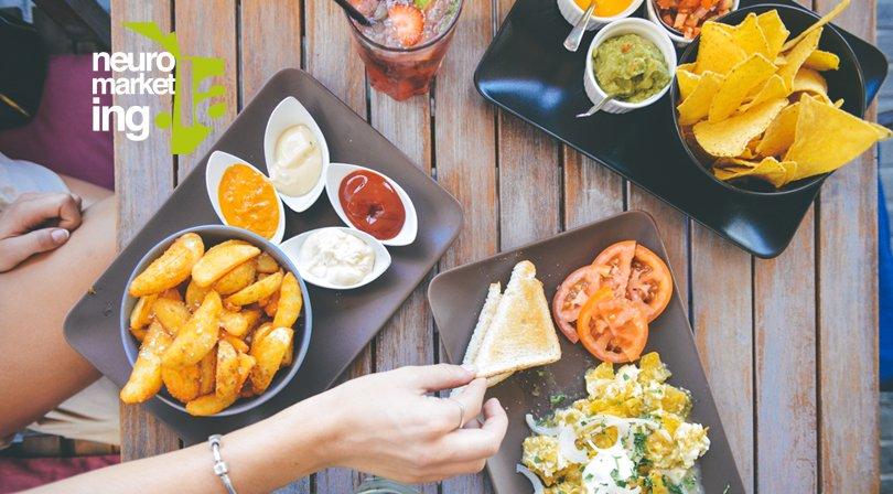 Neuromarketing como ingrediente secreto de los restaurantes