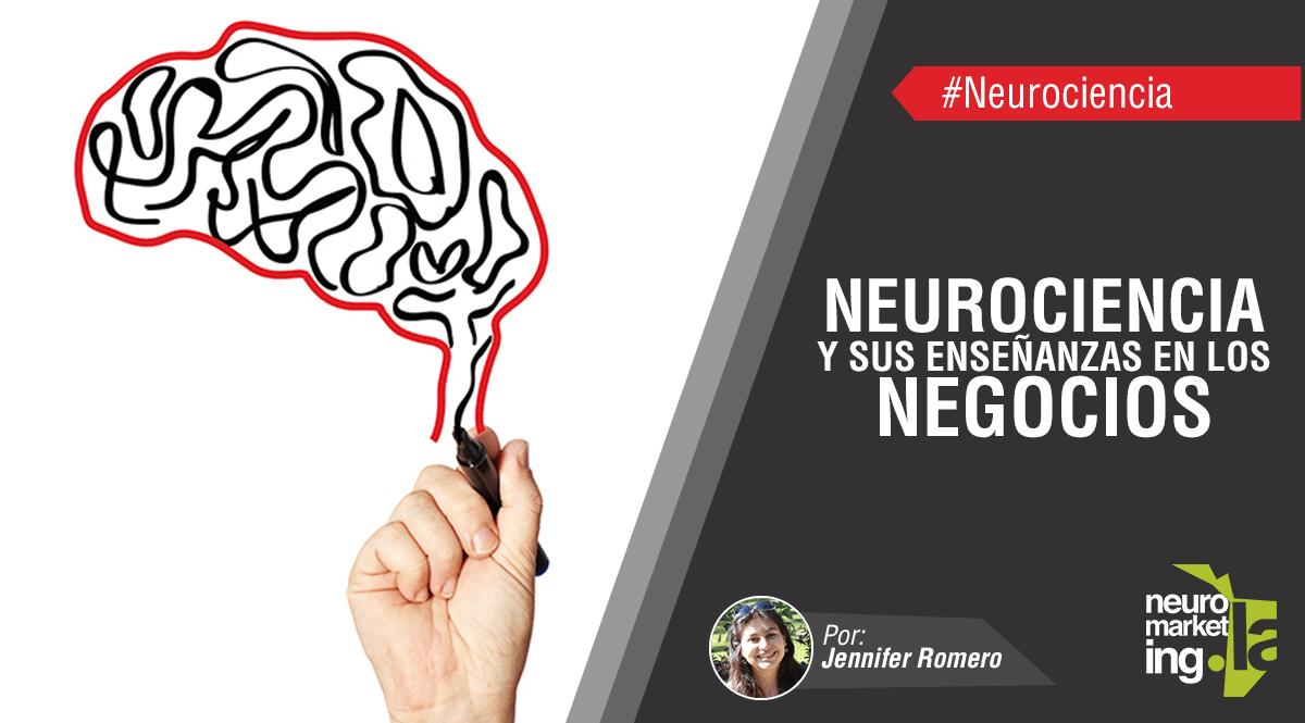 Neurociencia - negocios