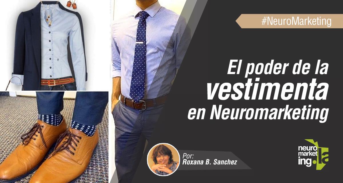 El poder de la vestimenta en el Neuromarketing