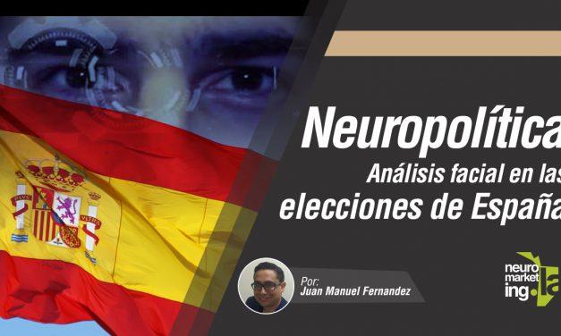 Neuropolítica: El amor y odio por los candidatos según análisis facial