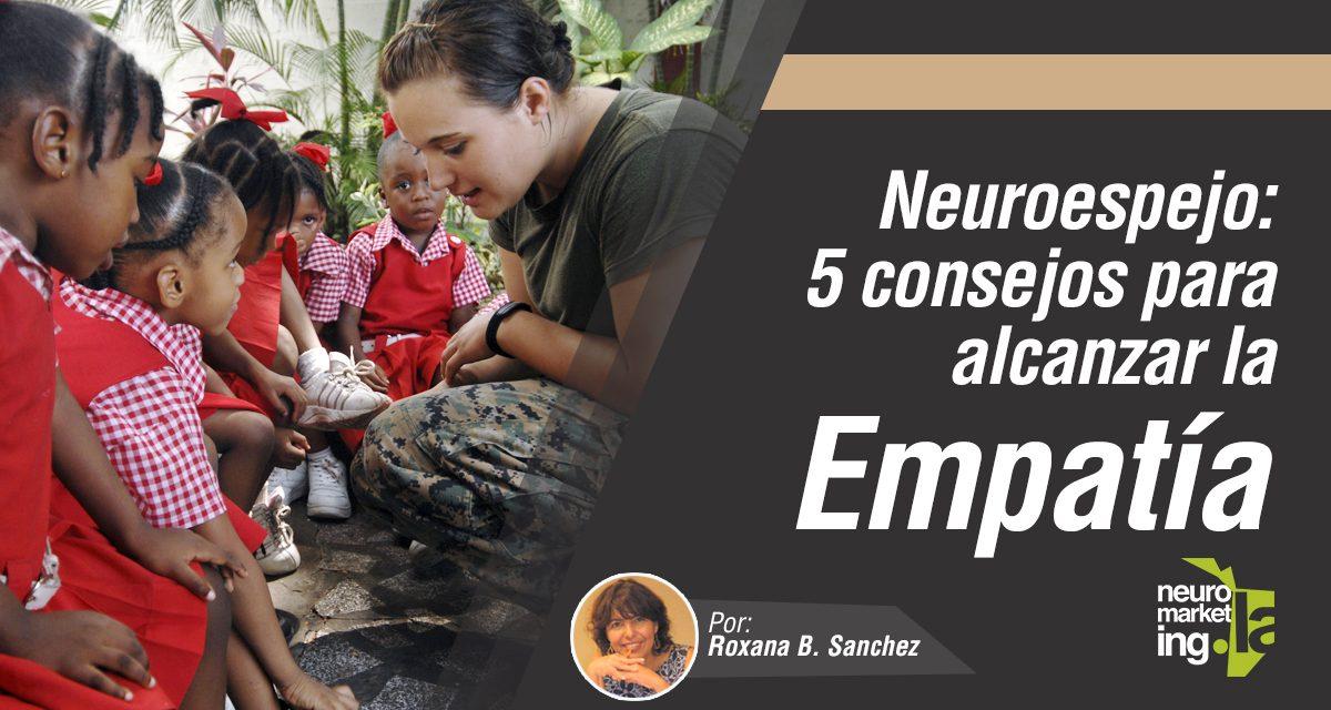 Neuroespejo: 5 consejos para alcanzar la empatía