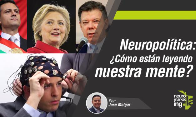 Neuropolítica: Herramientas para leer la mente