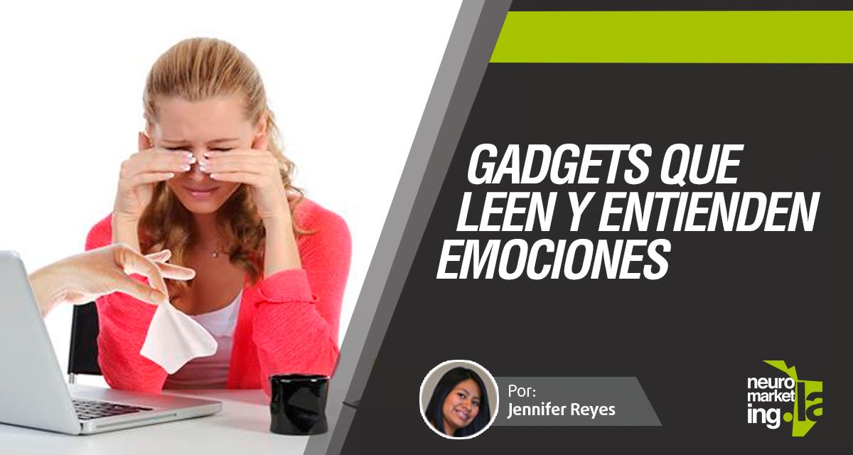 Gadgets que leen y entienden emociones