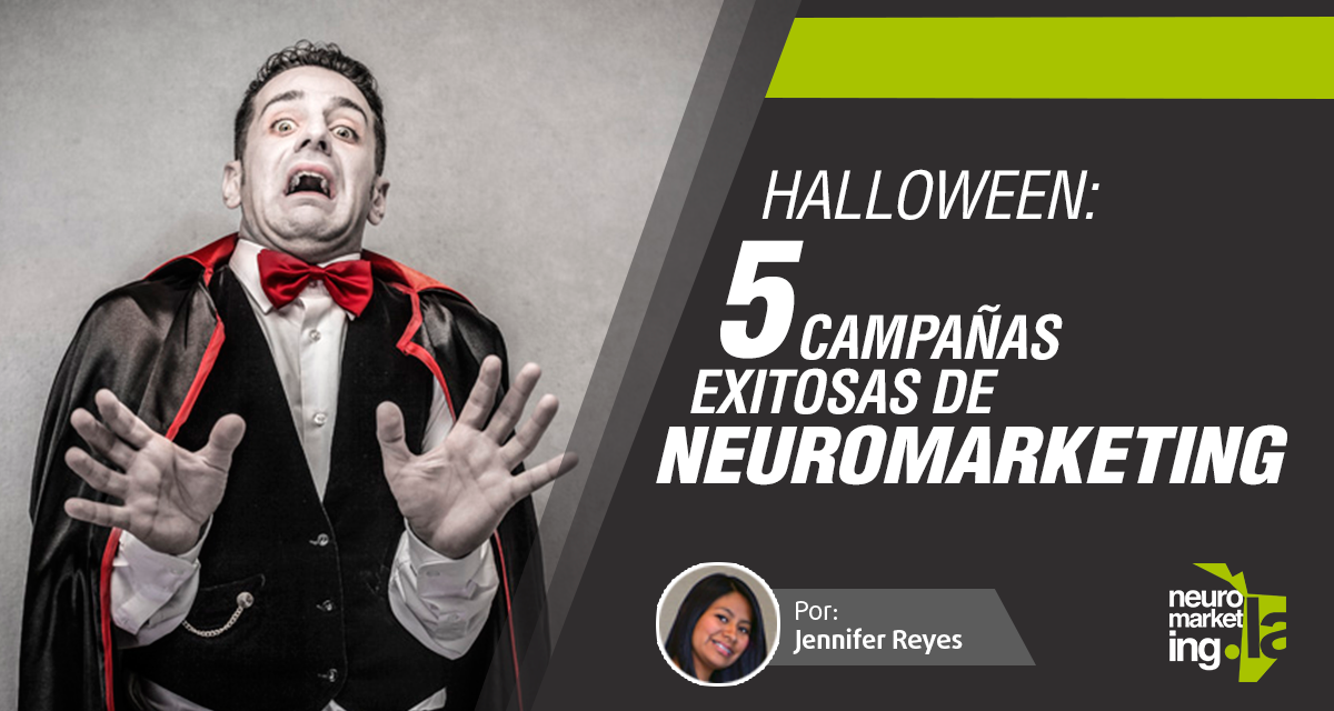 Halloween: 5 campañas exitosas de Neuromarketing