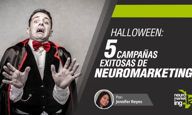 Halloween: 5 campañas exitosas de Neuromarketing