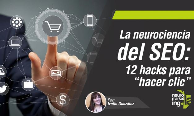 """La Neurociencia del SEO: 12 hacks para """"hacer clic"""""""