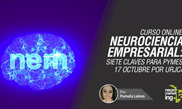 [Curso Online] Neurociencia empresarial: siete claves para la PYME, URJCx, 17 octubre 2016