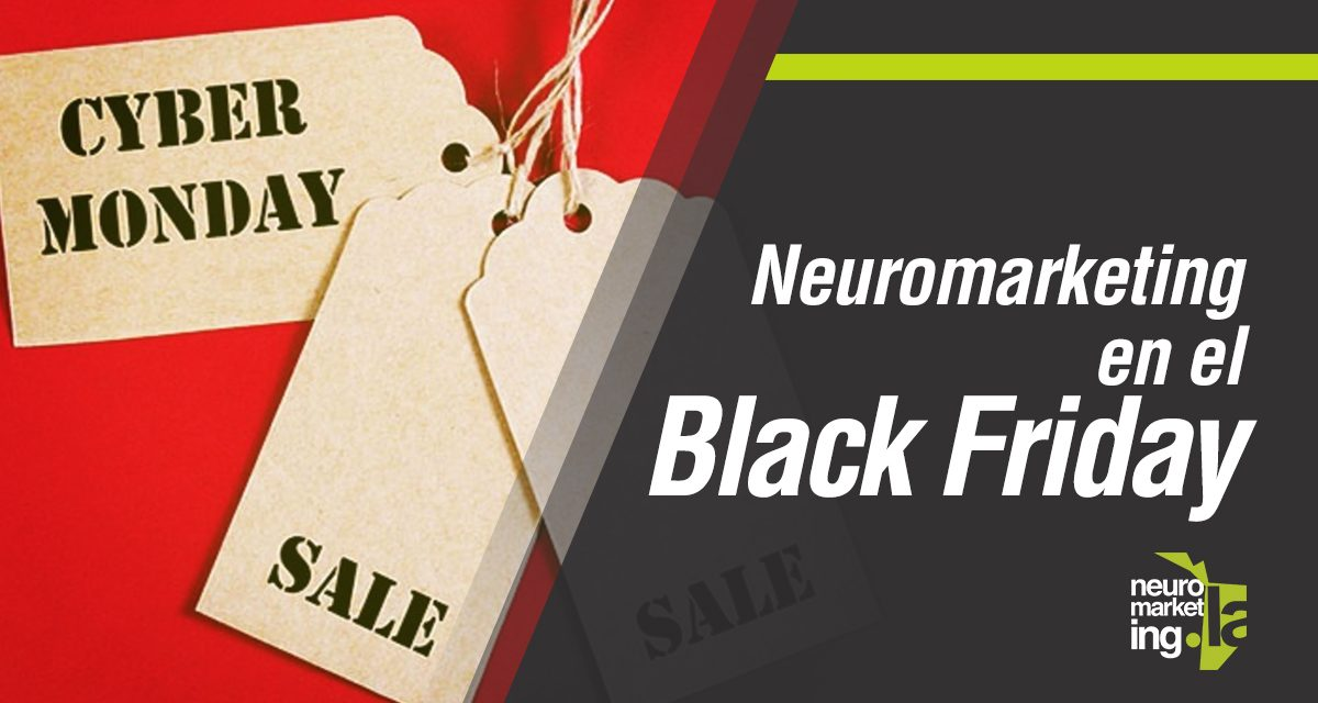El neuromarketing en el Black Friday