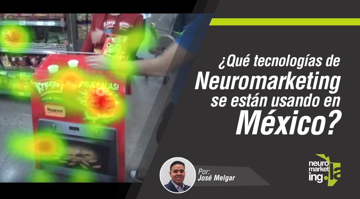 Tecnologías de Neuromarketing en México