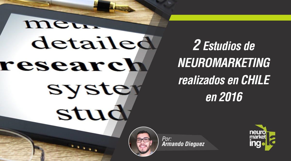 Estudios de Neuromarketing