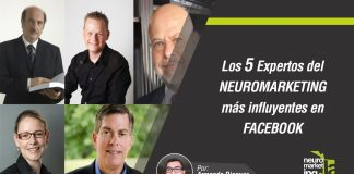 5 expertos del neuromarketing