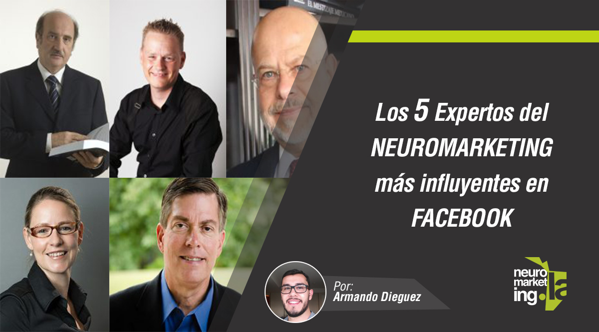 5 expertos del neuromarketing