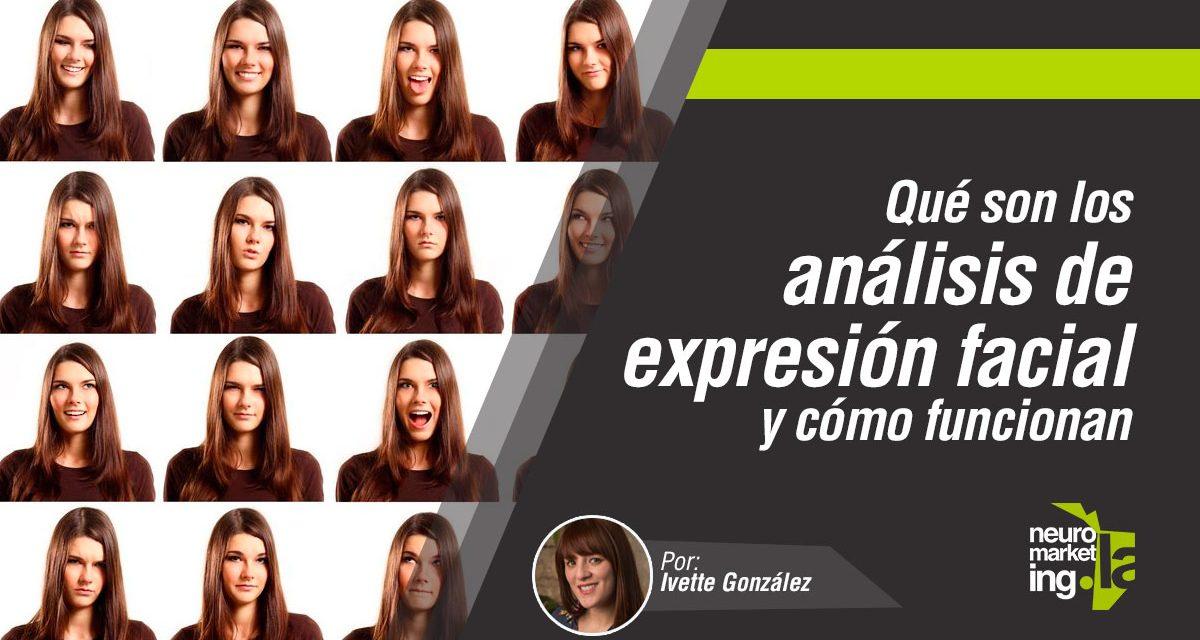 Qué son los análisis de expresión facial y cómo funcionan