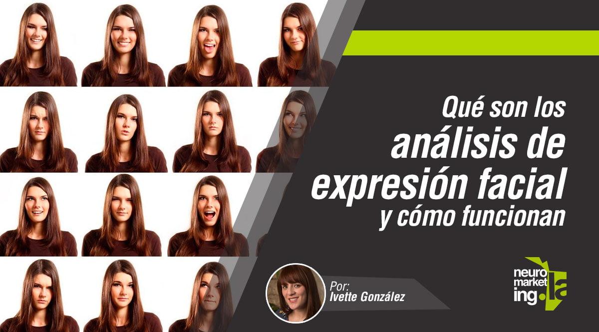 análisis de expresión facial