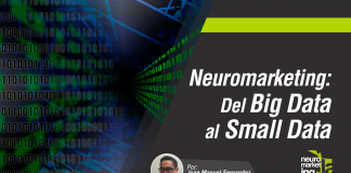 Small Data: una nueva tendencia del neuromarketing.