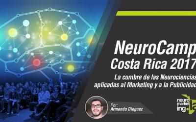 Neurocamp Latinoamérica 2017 : Neurociencias aplicadas al Marketing y la Publicidad