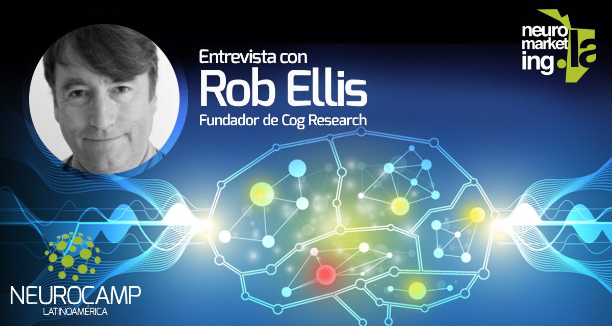 Neurocamp Costa Rica 2017: Entrevista con Rob Ellis, Director de COG Research