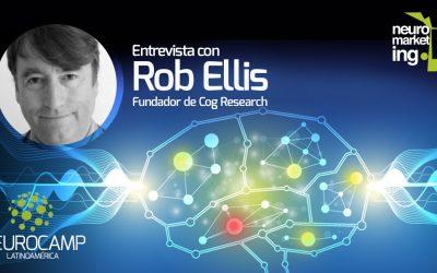 Neurocamp Costa Rica 2017: Entrevista con Rob Ellis, Director de COG Research