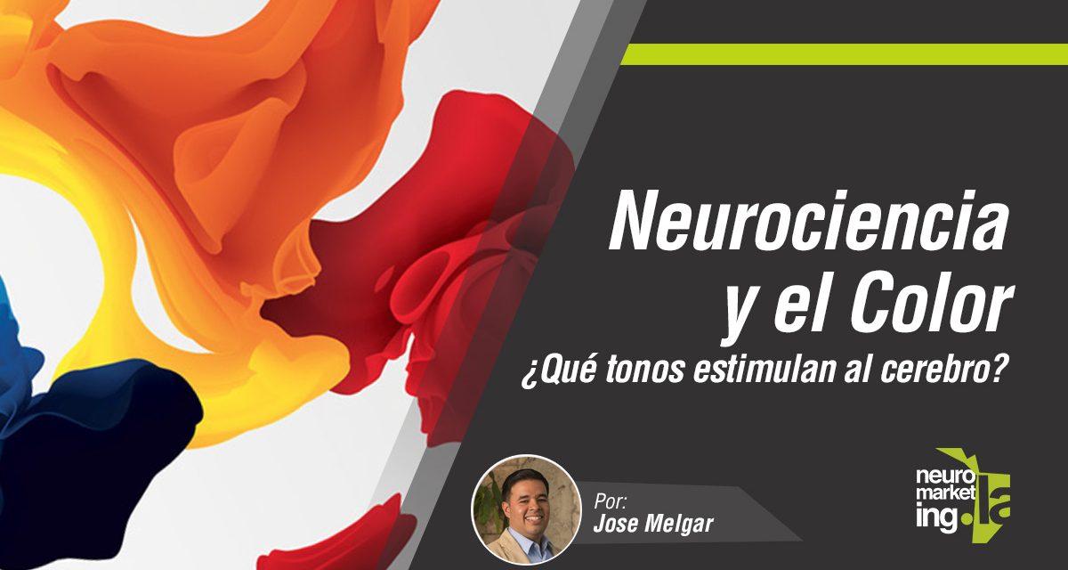 Color y el Cerebro: ¿Qué colores capturan nuestra atención?
