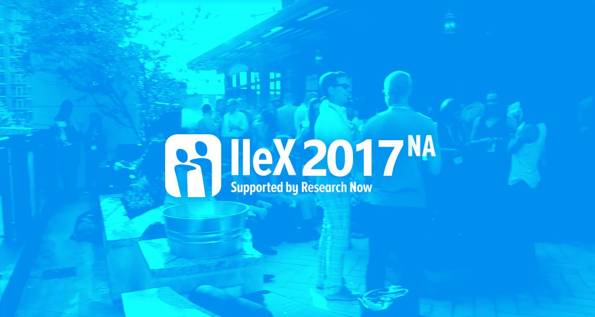 IIeX Norteamérica. Atlanta, 24 de Marzo de 2017.