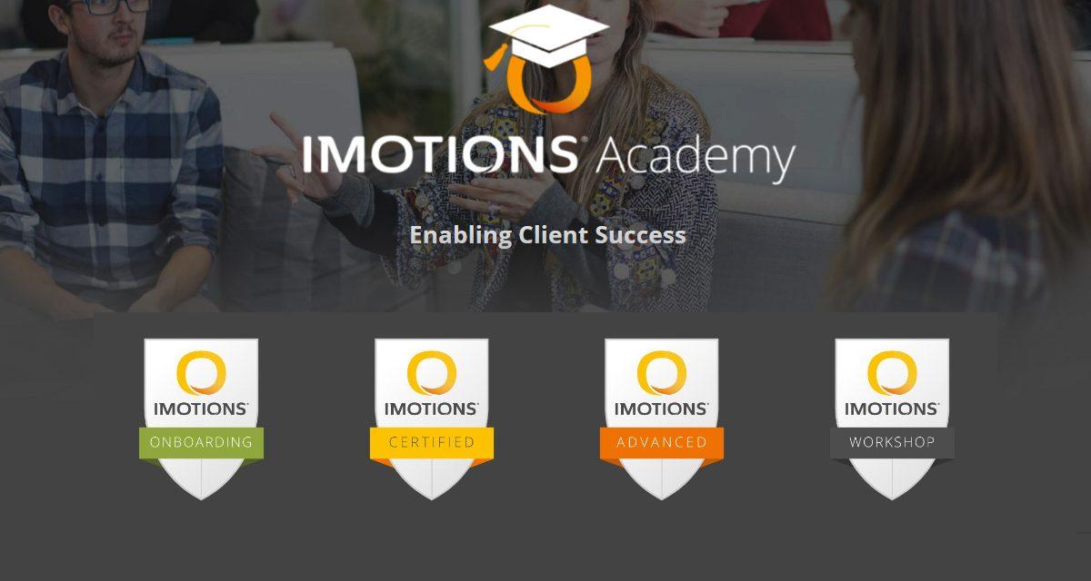 iMotions Academy: Aprende sobre investigación biométrica