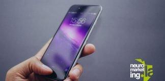 neuromarketing está en tu teléfono móvil