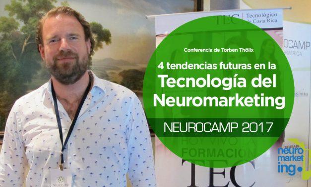 4 tendencias futuras de la tecnología del Neuromarketing, con Torben Thölix de Tobii