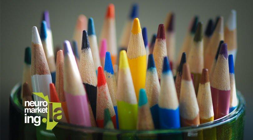 Psicología del color: los colores y su relación con las marcas
