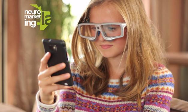 Aplicación del Eye Tracking en Email Marketing: ¿qué ven tus ojos al abrir un correo?
