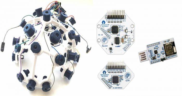 dispositivos EEG