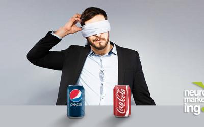 ¿Pepsi o Coca? Tu preferencia está en tu mente