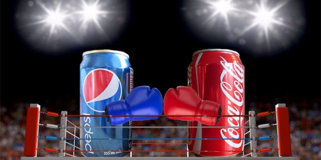 ¿Pepsi o Coca?