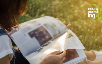 Seguimiento Ocular ¿A dónde va nuestra vista en la publicidad impresa?