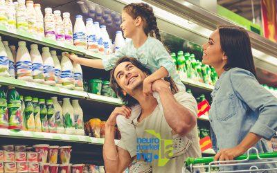 La influencia de los niños en la decisión de compra de los padres
