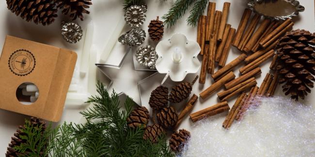 aroma de navidad