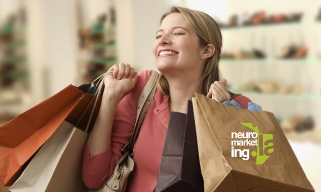 ¿Por qué comprar te hace feliz?