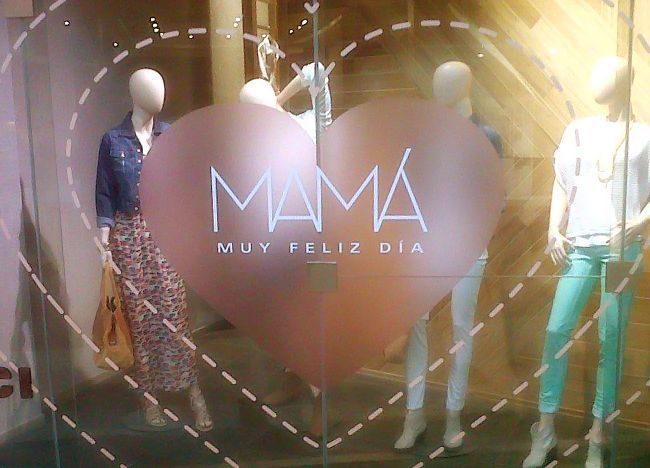 formas de decorar tu negocio para el día de la madre