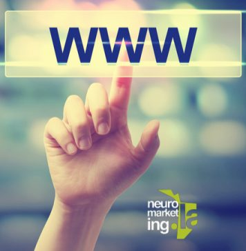 Neuromarketing en sitios web