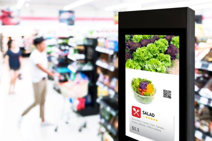las imágenes coloridas llaman la atención del consumidor